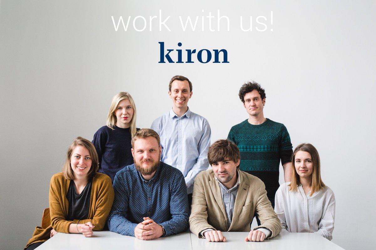 Kiron Education on Twitter: