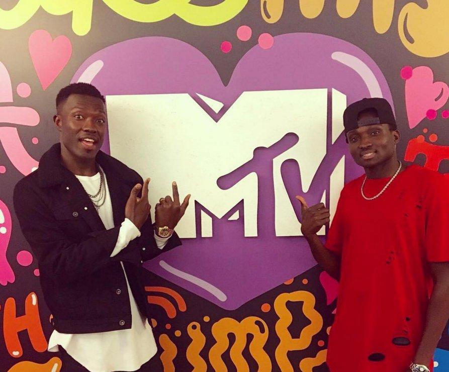 We've got @ReggieNBollie's BBQ Bangers on MTV Music (Sky 350/Virgin 310) RIGHT NOW! Don't miss it