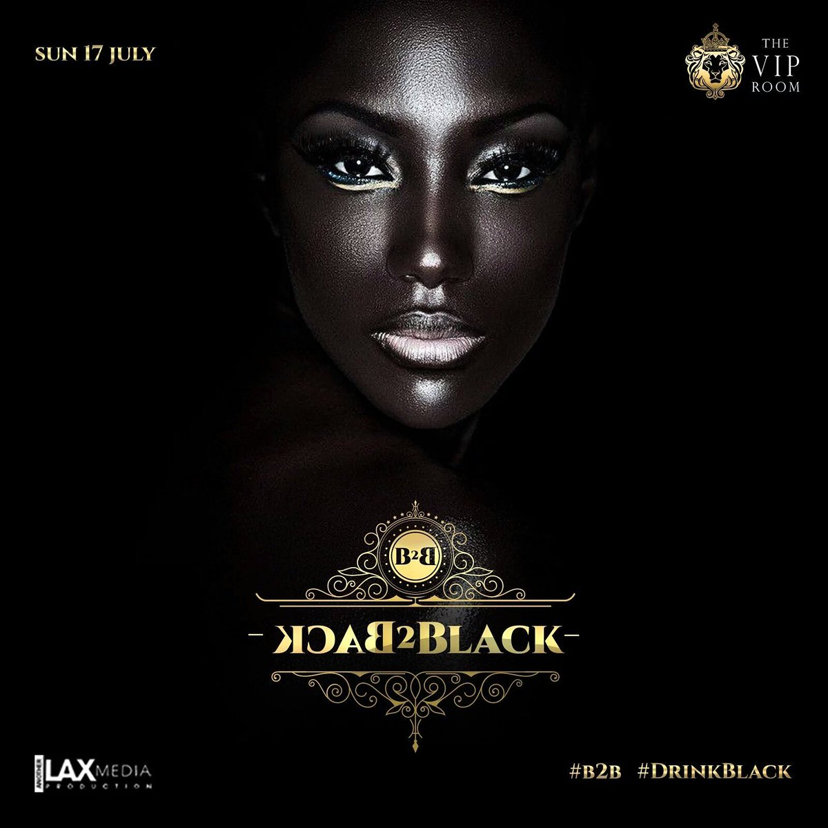 #B2B launches this Sunday @VIPRoom_URBAN #back2black https://t.co/feVmqYQUCi