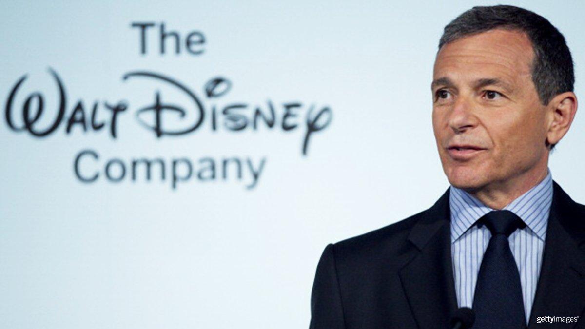 Disney's Bob Iger Wants Los Angeles to Host the Olympics