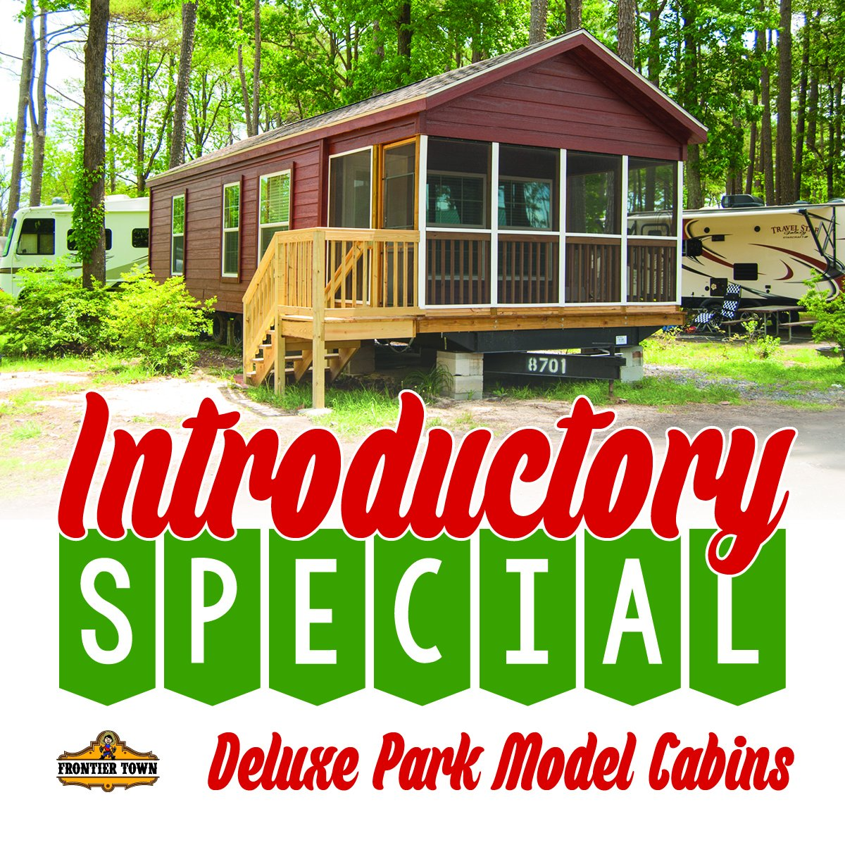 Frontier Town On Twitter Special 3 Night Min On Deluxe