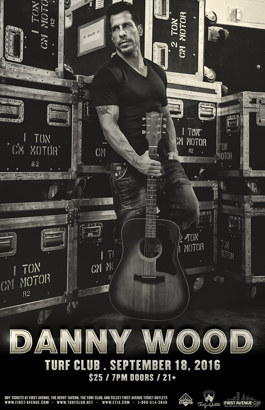 Just announced: @dannywood on Sunday, Sept 18. Tickets are onsale Friday at noon: https://t.co/DLOCyn2iwQ https://t.co/aqKwhcx1A4