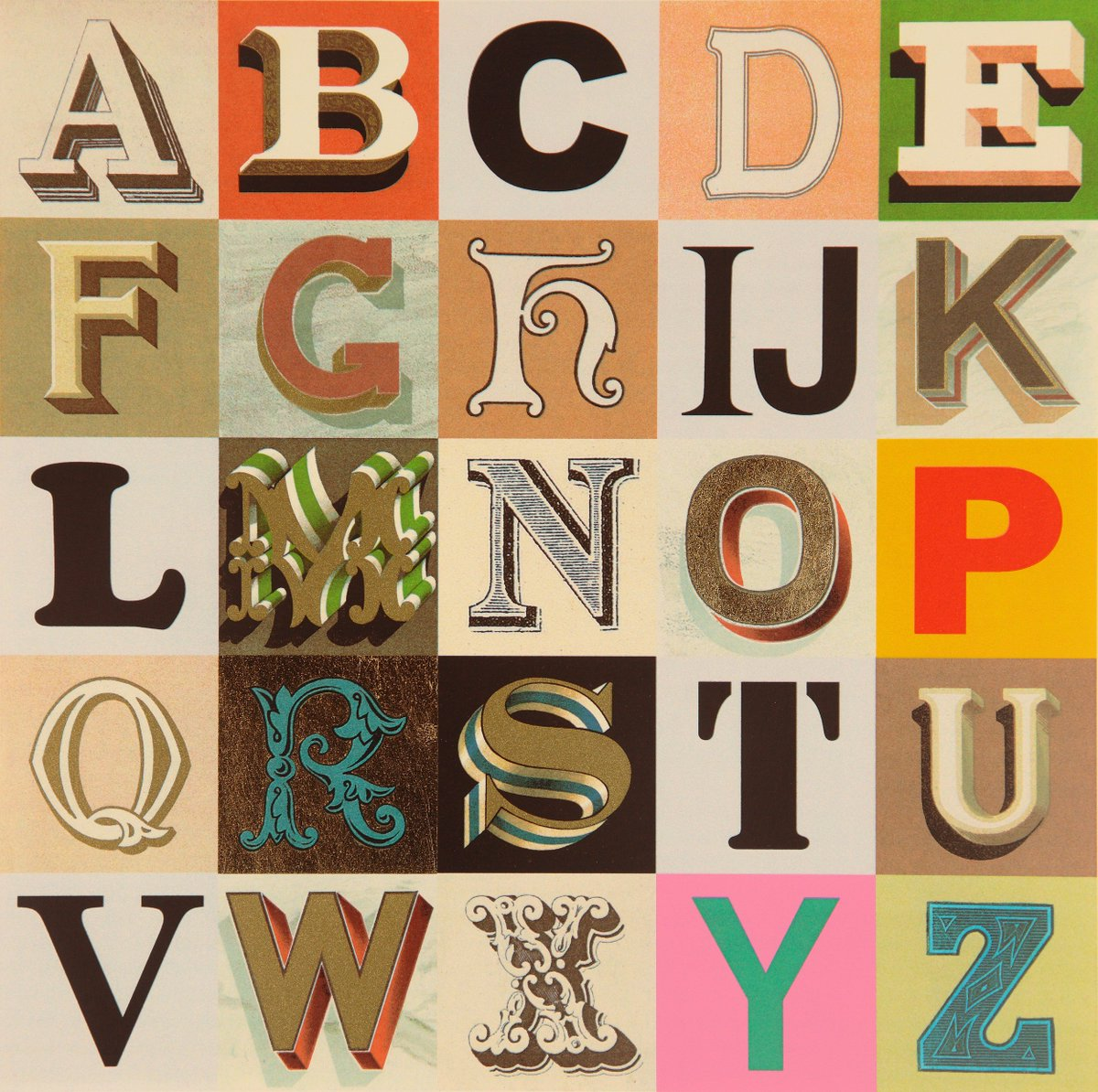 New exhibition announcement! #PeterBlake: Alphabets Letters & Numbers Opens Sat 13 August https://t.co/9awSiRwHgb https://t.co/0z84IGHSv3