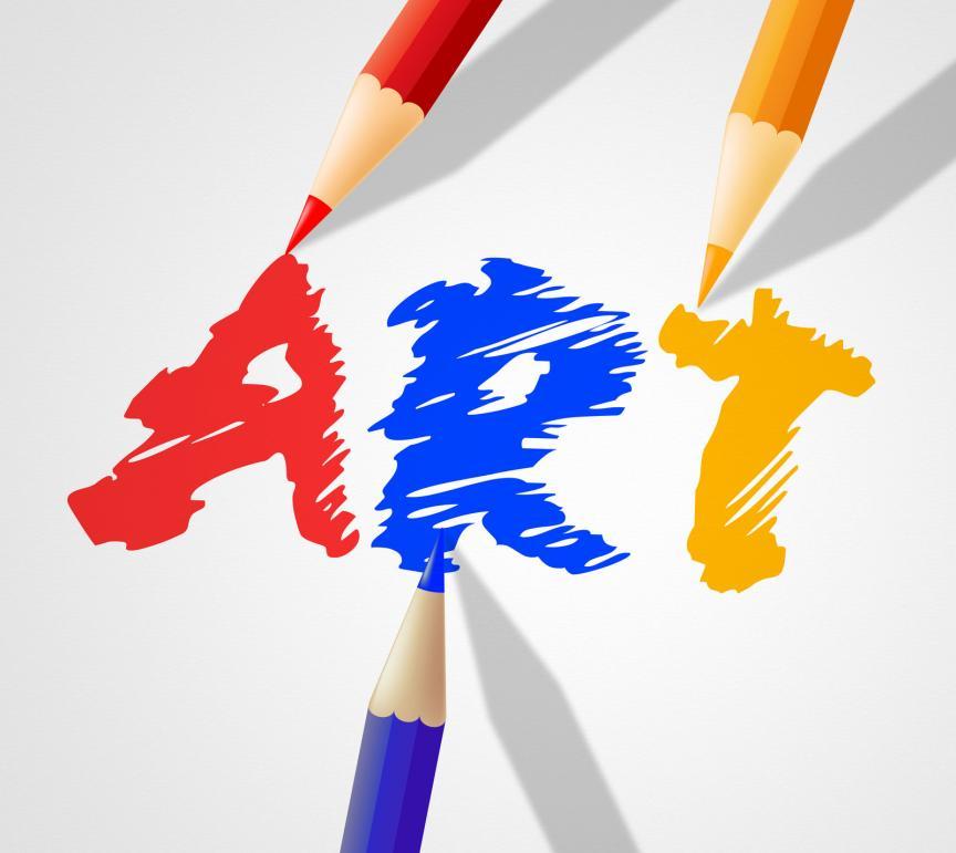 Imagini pentru art and craft word