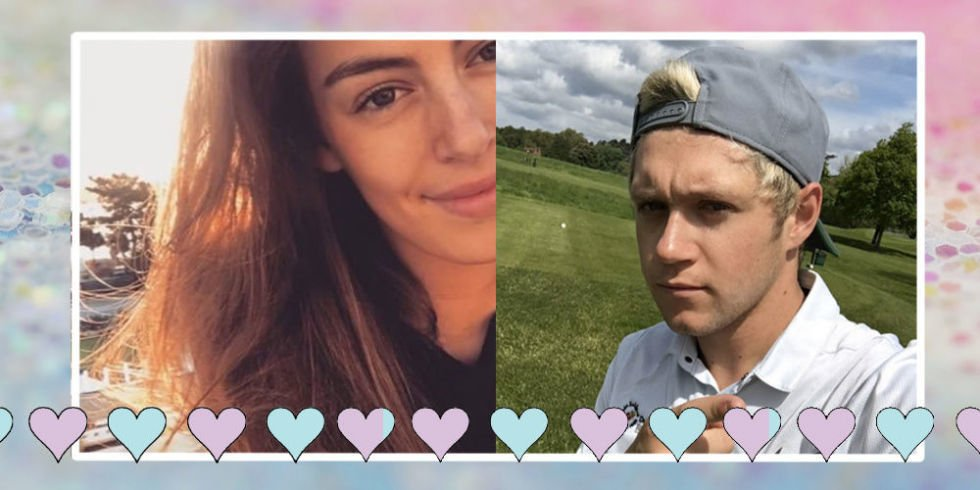dd20a89d7ccb One Direction s Niall Horan Goes Public with New Girlfriend Celine Helene  Vandycke https