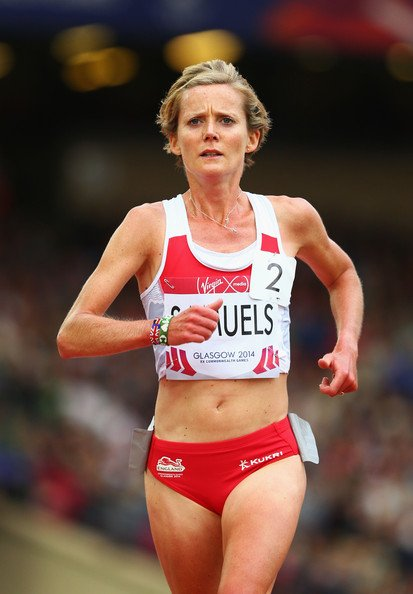 Sonia Samuels athlete