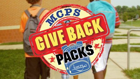 @MCPS Give Back Packs campaign is looking for your support: Learn more here https://t.co/pACdg3zIGX https://t.co/ECQX2WtQXi