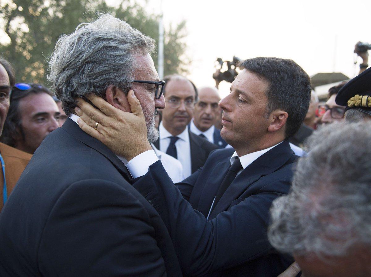 Oggi è il giorno del dolore e delle lacrime. Insieme alla Puglia e alla sua gente