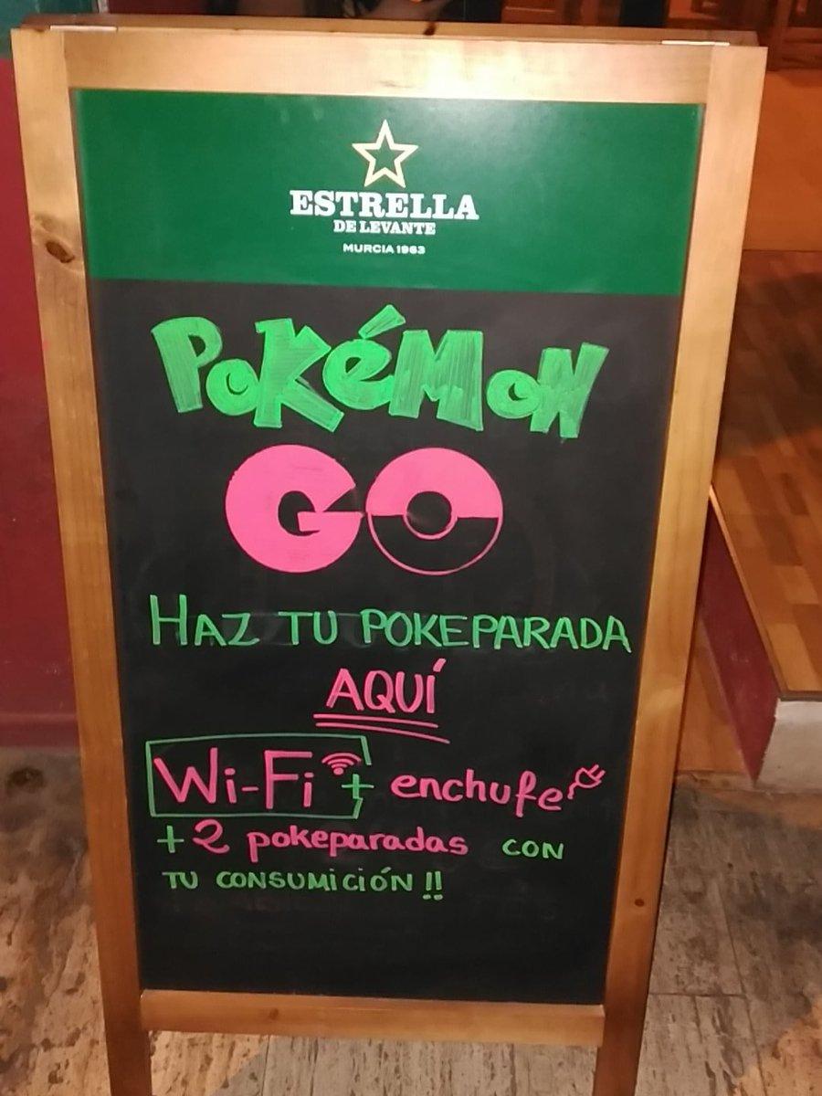 Pokémon GO promocionará lugares para convertirlos en Gimnasios y Poképaradas CnMWySwXgAQem7-
