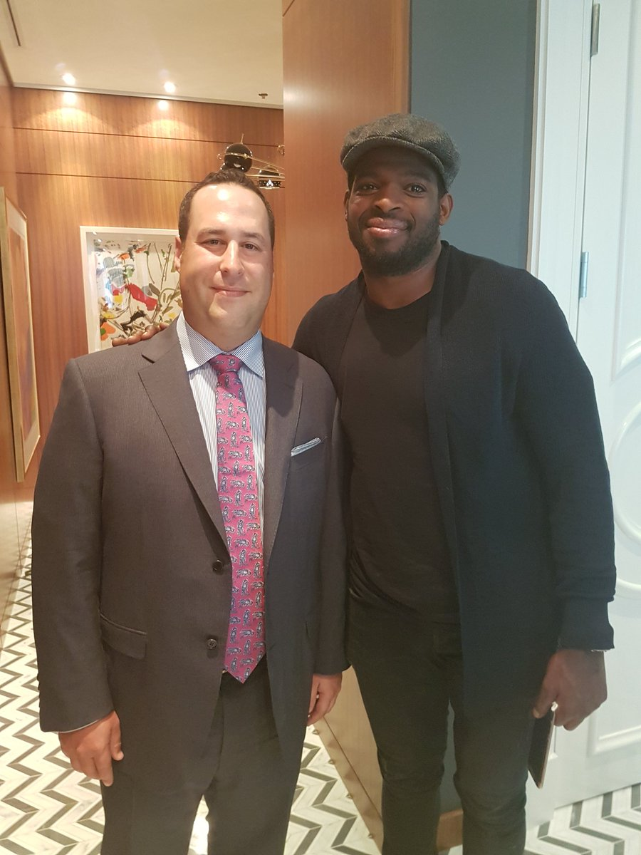I think it's time we heard what @PKSubban1 has to say. Exclusive interview for @Sportsnet ..Details coming https://t.co/vGH7mAm1sd