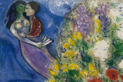 Chagall #DíaMundialDelArte  <br>http://pic.twitter.com/rWWUb8fPUX