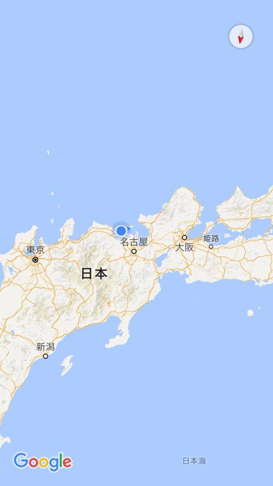 #石川県は日本列島の陰部 https://t.co/5RGOBpPKo6