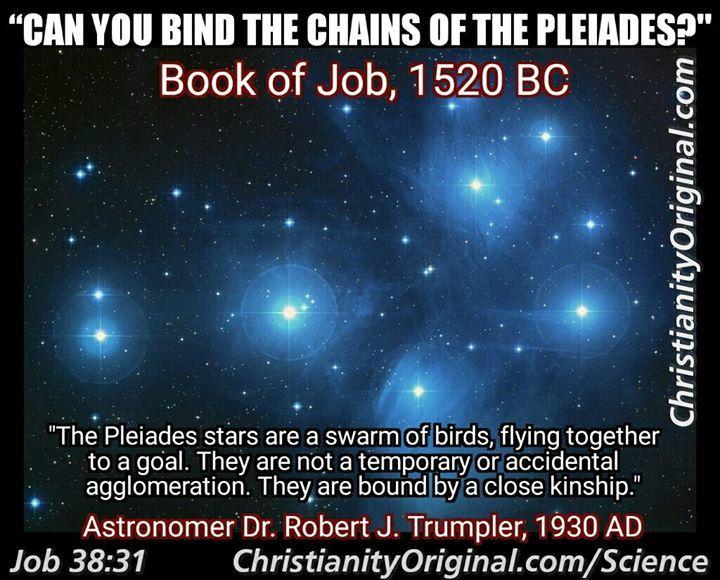 pleiades nasa job ancientbible aheadofscience the study of the book of job and its c httpbitly29ofn0d pictwittercomtjj52cj3bv - Astronomy Jobs At Nasa