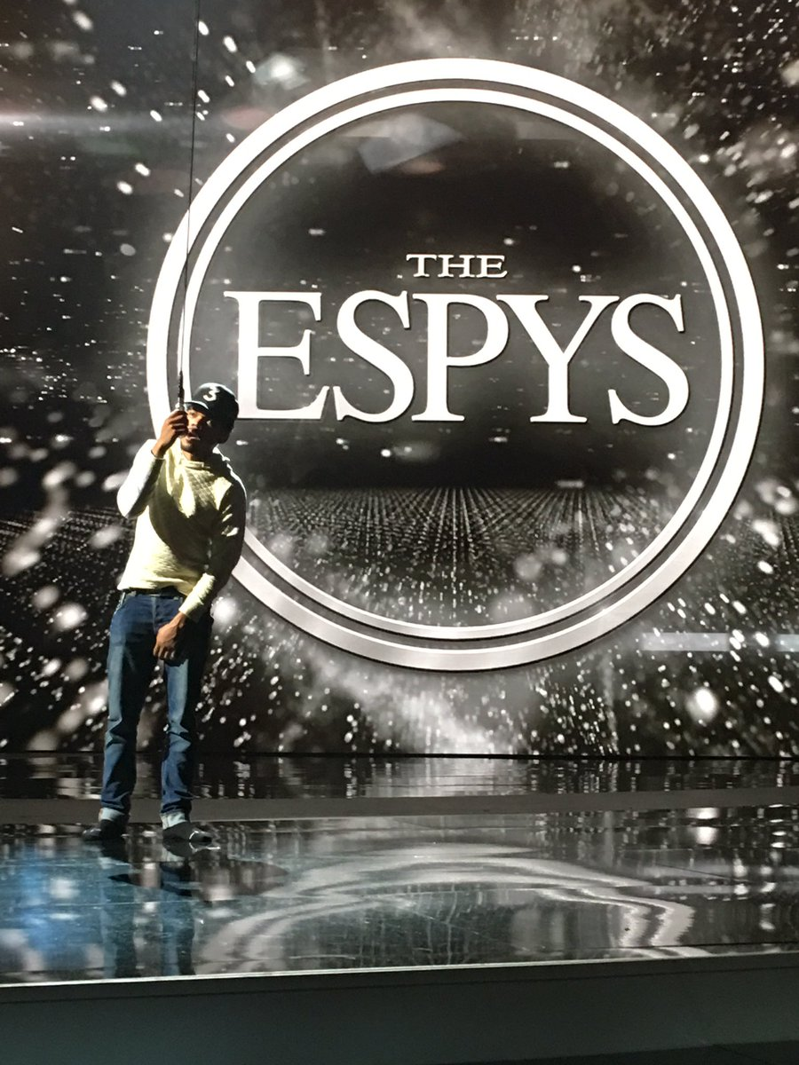 ESPY Awards 2016: Sager gives powerful speech in moving