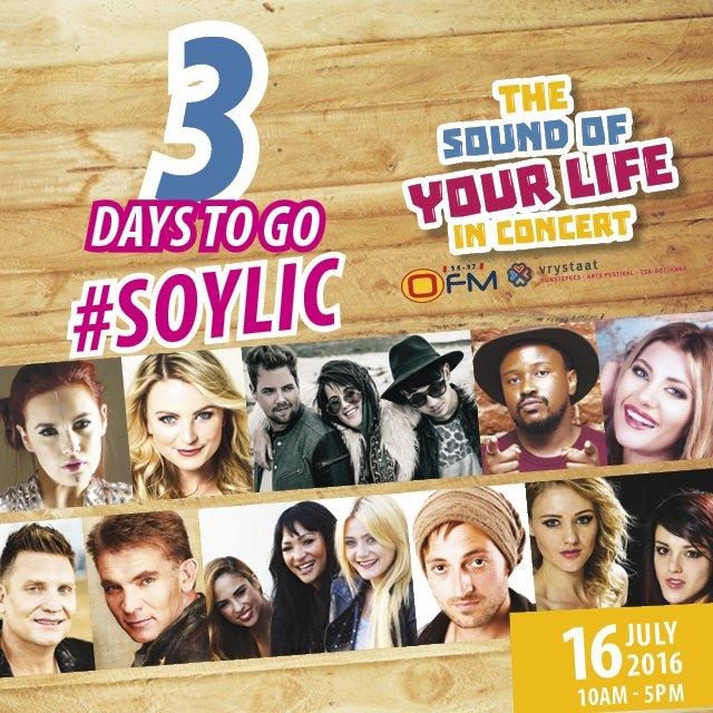 3 Days to go till #SOYLIC, with #OFM & @VSKunstefees! Also on the line-up @OrosInLangGlas @SimpleStories4 @nagligte! https://t.co/g29pZX6Dwz