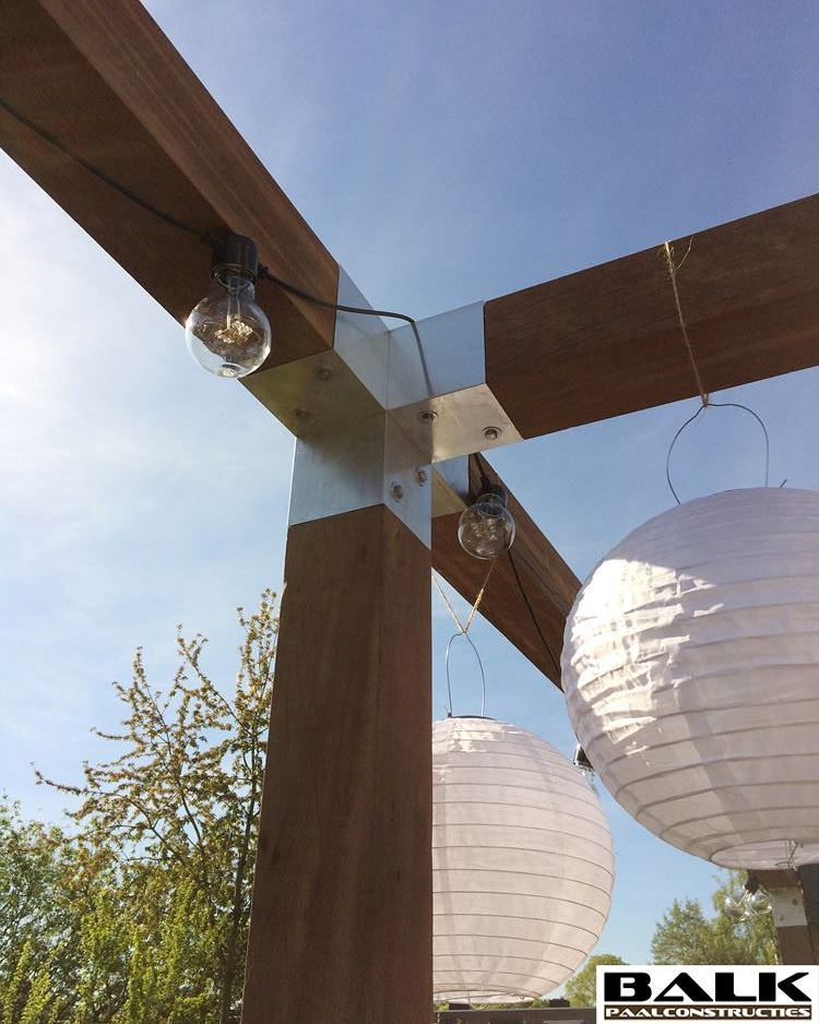 Fabulous Houten constructie | Bouwinfo TT18