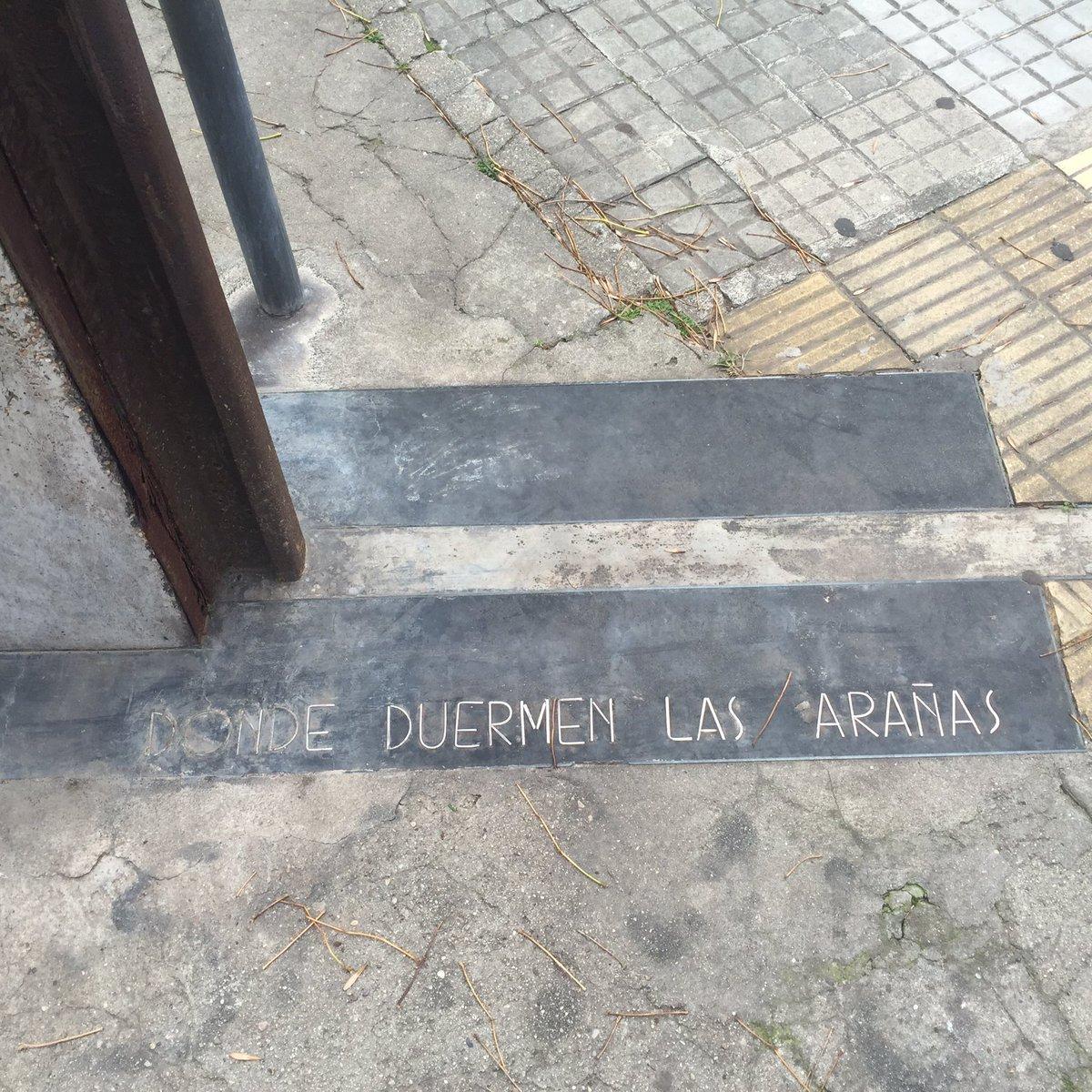 "Alvaro Hernandez Oliver on Twitter: ""Donde duermen las arañas, 13 ..."