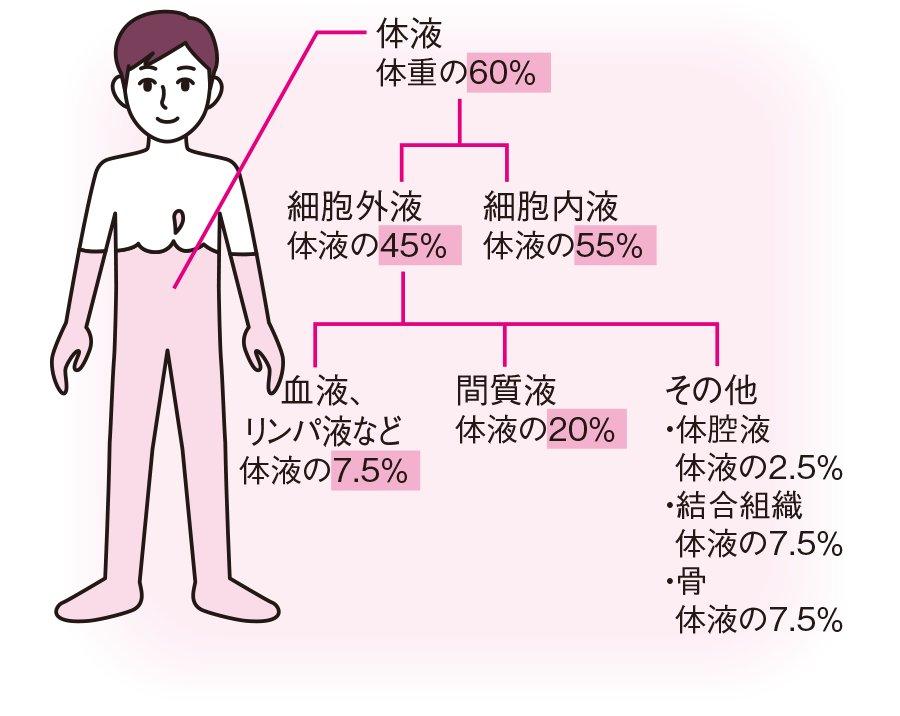 膠質 看護 圧 血漿 浸透