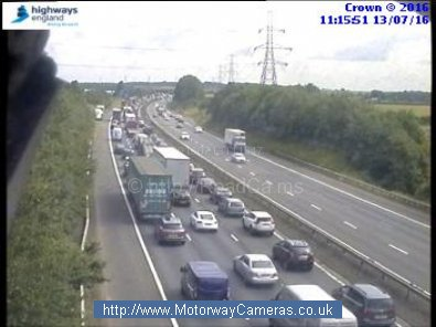 M1 Traffic Cameras Live >> Motorway Cameras (@MotorwayCameras) | Twitter