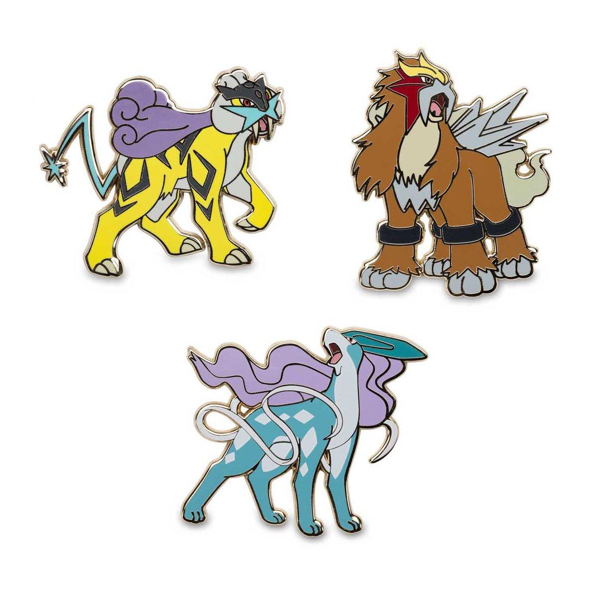 pokemon legendary dogs - HD1500×1500