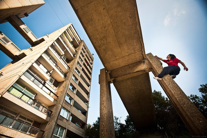 ONLY A FEW PLACES LEFT Architecture & parkour photography wrkshop at Park Hill with Andy Day https://t.co/UsA2jCd7Ek https://t.co/IIy8mfhceJ