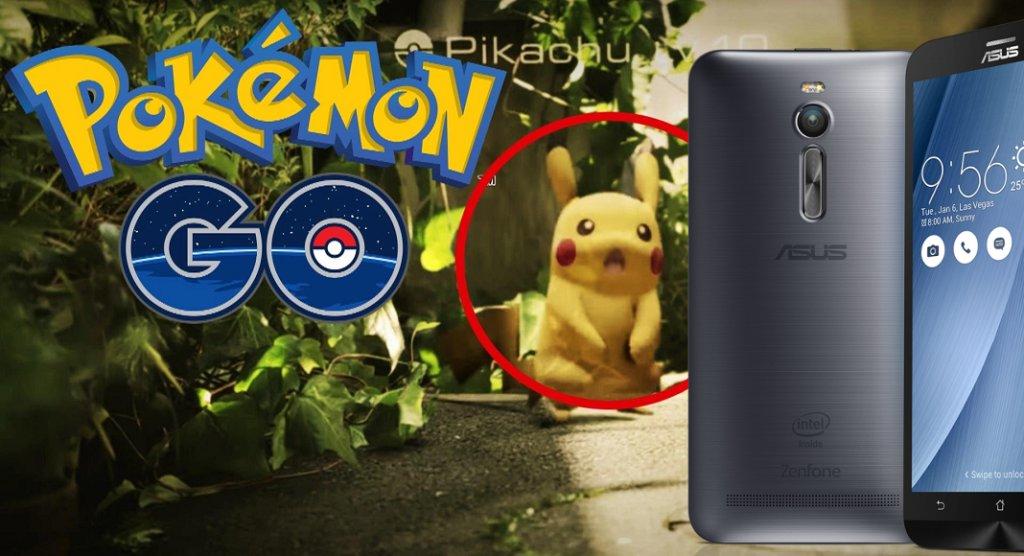 Pokémon GO agora é compatível com ZenFone 2 e ZenFone5 https://t.co/5Bzmh36cGj https://t.co/S49K6qhnQ2