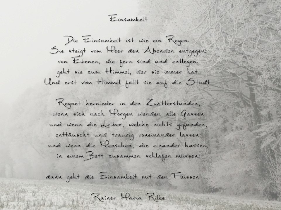 Rainer Maria Rilke Zitate Google Suche Retweets Likes
