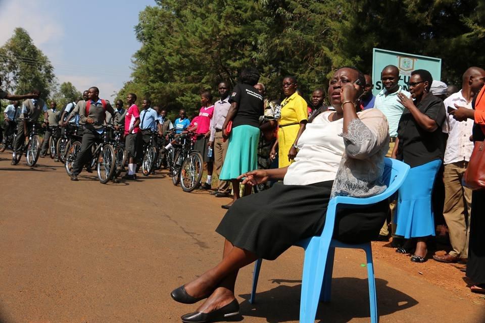 Kisumu Deputy Governor Ruth Odinga pulls a #M7Challenge... Pass or Fail? https://t.co/lKa7lifjw4