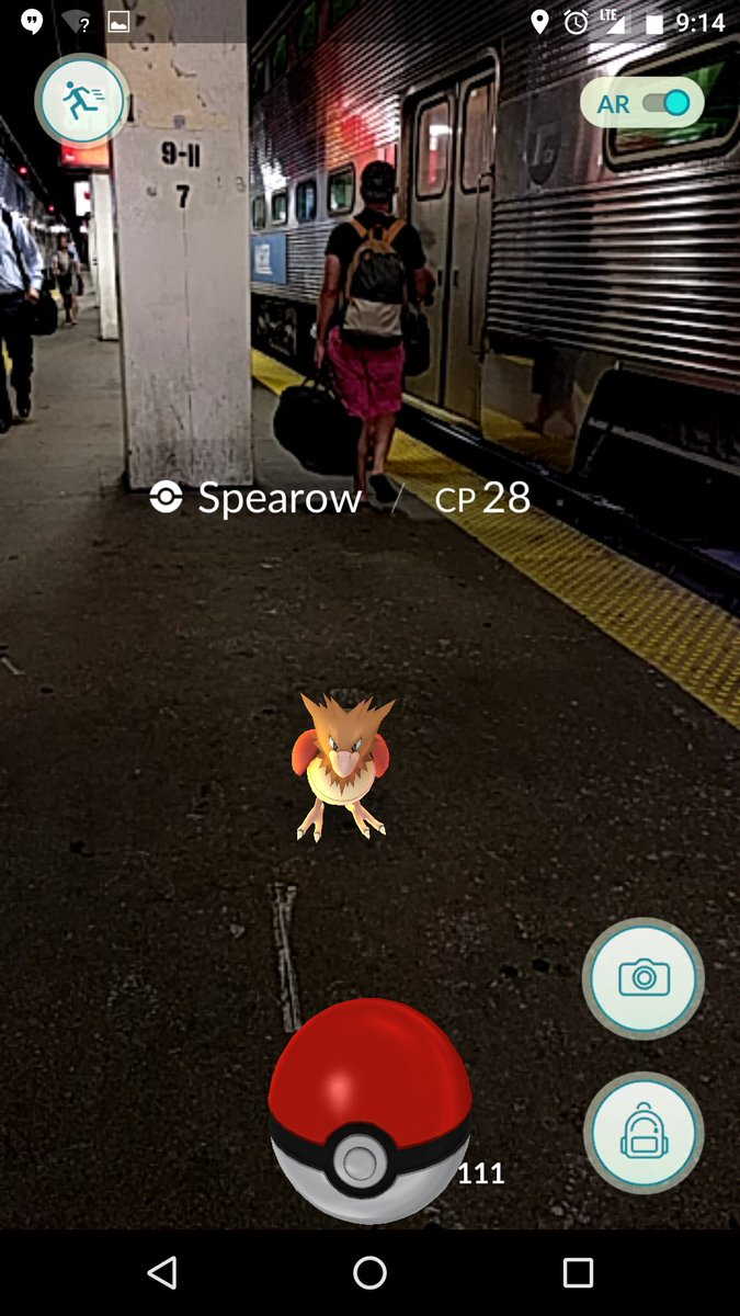 No game is worth risking your life. Have fun, but be safe. Please share with your family and friends. #PokemonGo https://t.co/sLQBpQ0bB9