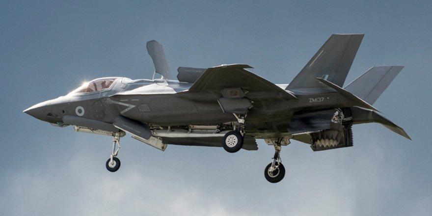 F 35 Hover