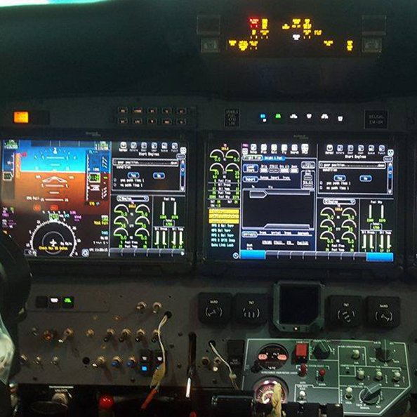 We have powered on the @RockwellCollins #ProLineFusion upgrade #CitationCJ3 #bizav #video https://t.co/kFlFn0PwYg https://t.co/UzPKfsfJZQ