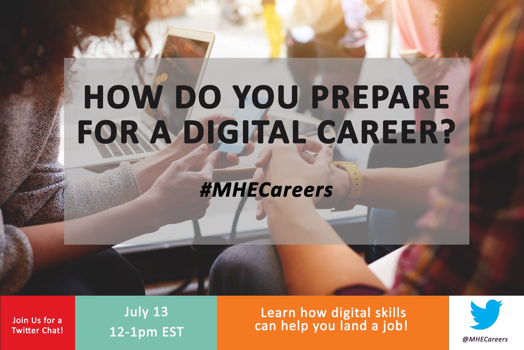 Thumbnail for #MHECareers: Digital Skills in the Workplace