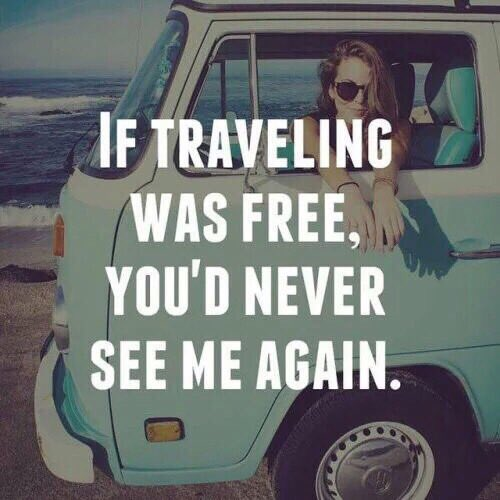#ILiveForTravel