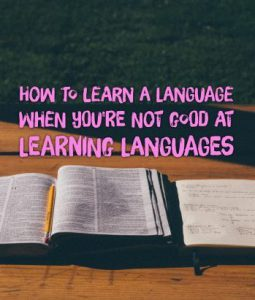 How To Learn a Language When You're Not Good at Learning #Languages https://t.co/YbGnVaGJO7 Acuto! https://t.co/ZoO0w4WG0n