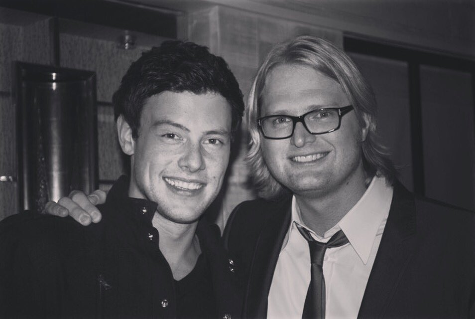 Thinking of you today, Cory. We miss you. https://t.co/zS3YS4HNiD