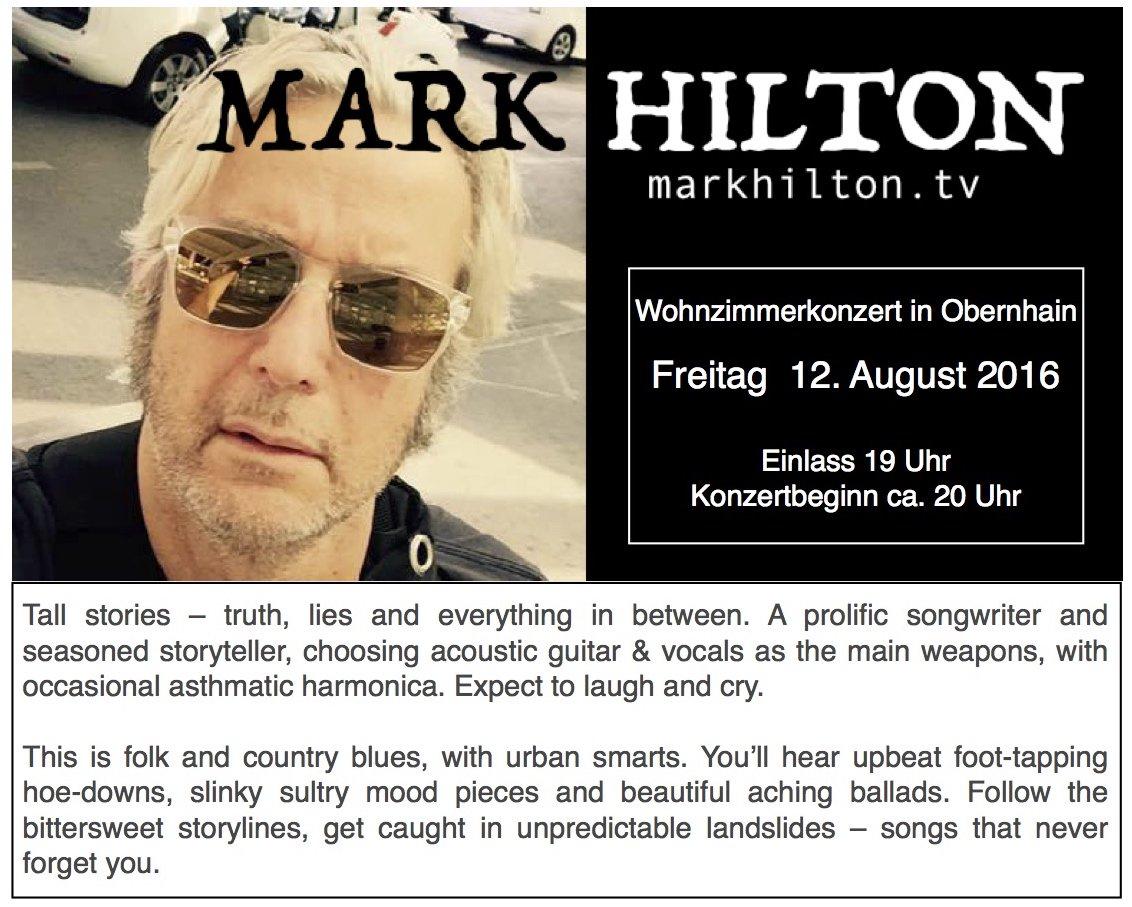 Mark Hilton MarkHiltonSongs