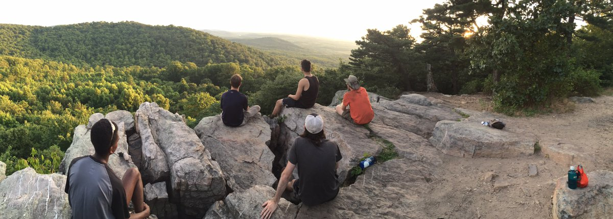 They're back! Chris, Gabe, Nate, Jason, Spencer, Jed, and Andrew led an amazing 21-day Wilderness therapy journey!