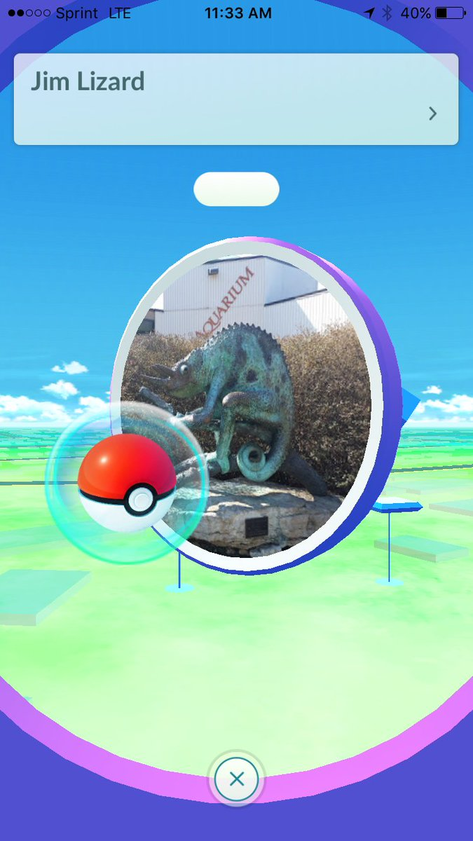 #PokemonGO $1 off gen admission Sundays thru Aug. show your app at the admission windows. We have 33 spots. #gameon https://t.co/FpjZNHCZbs