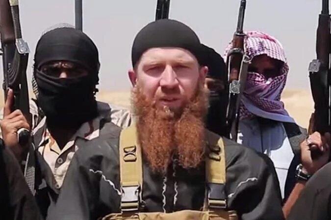 مقتل ابو عمر الشيشاني ابرز قادة داعش