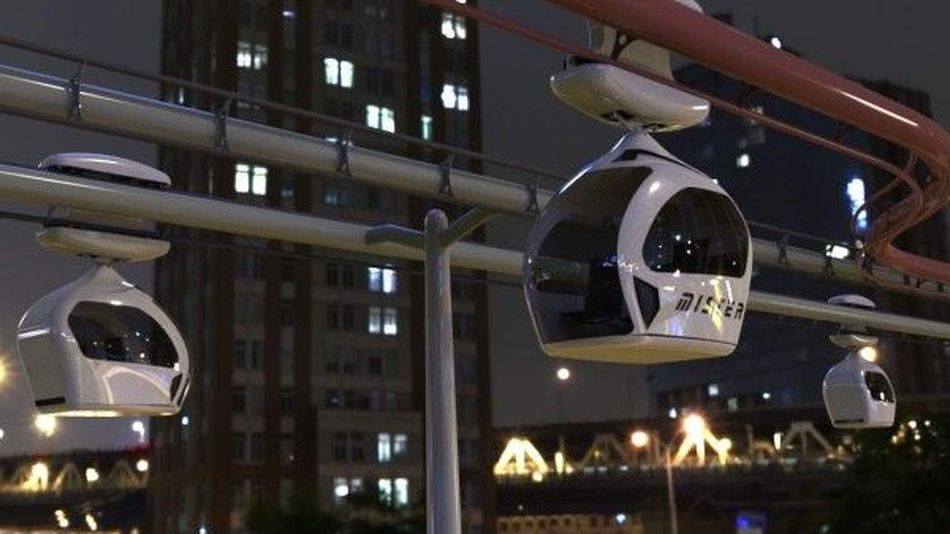 An Indian city is getting futuristic pod taxis to beat traffic blues: https://t.co/DmGWTQYy9C https://t.co/pRwubKJyej
