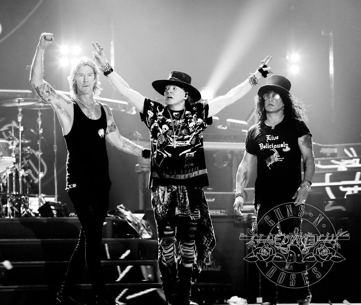 Guns N' Rosesverified Account @gunsnroses