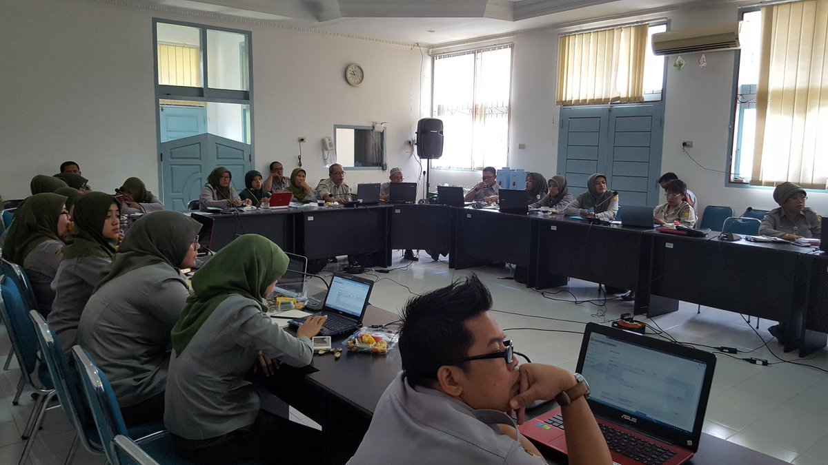 Veteriner Lampung On Twitter In House Training Tentang Pengisian E