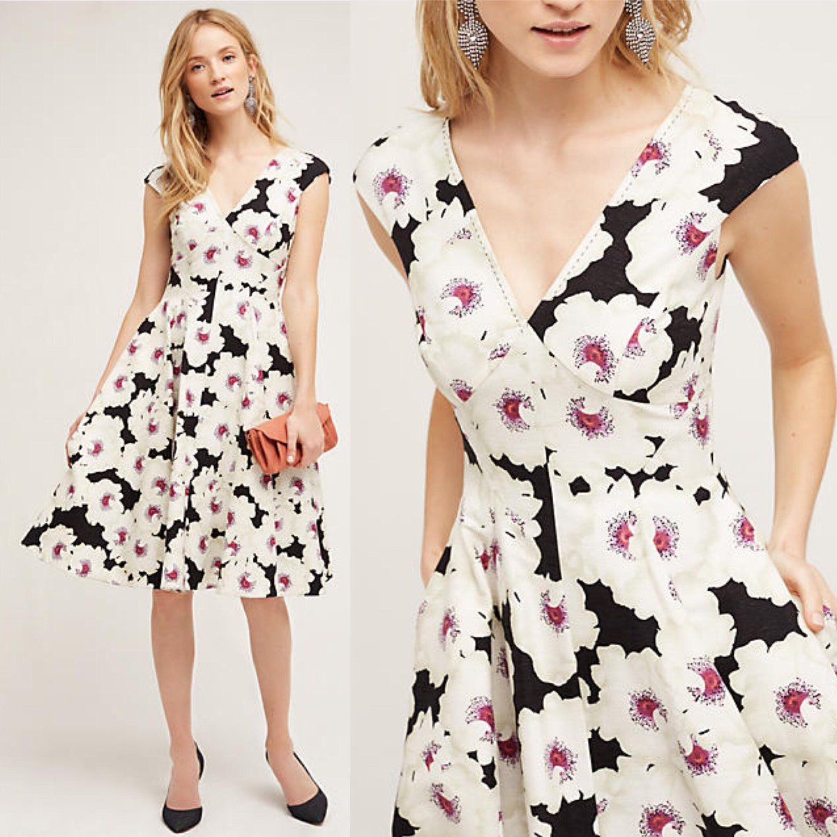 Peter Som On Twitter Our Anthroxpetersom Paimpont Dress In A Fab Fl Now Anthropologie Select S Or Online