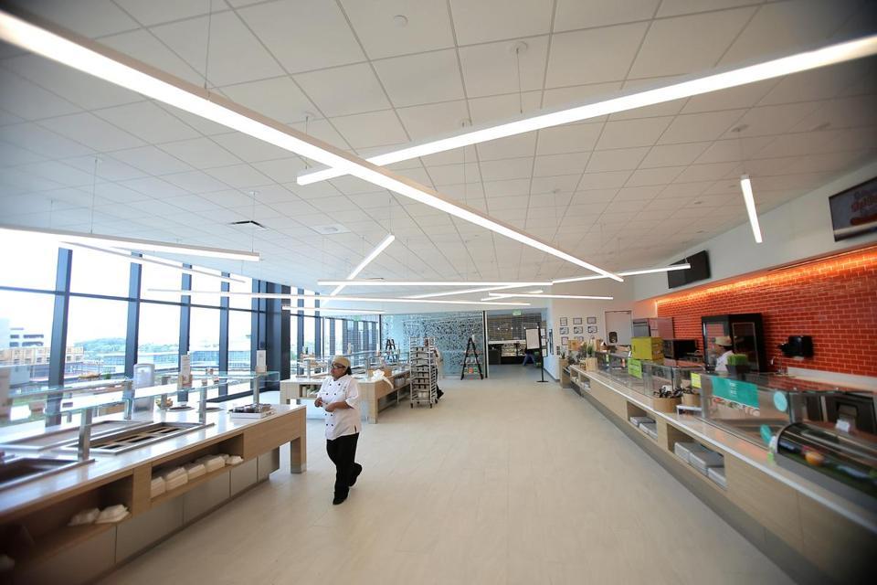 Partners Healthcare Assembly Row : PHOTOS shiny Partners