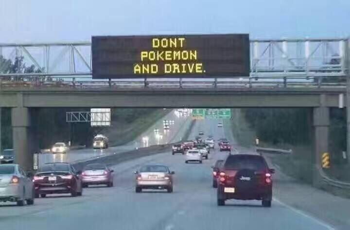 อย่าจับปิกาจูเวลาขับรถ https://t.co/y3BWAAcHCP