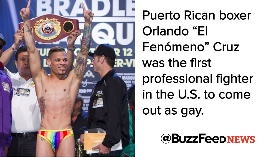 gay latino boxer helps launch voting campaign we have to advocate for our  rights