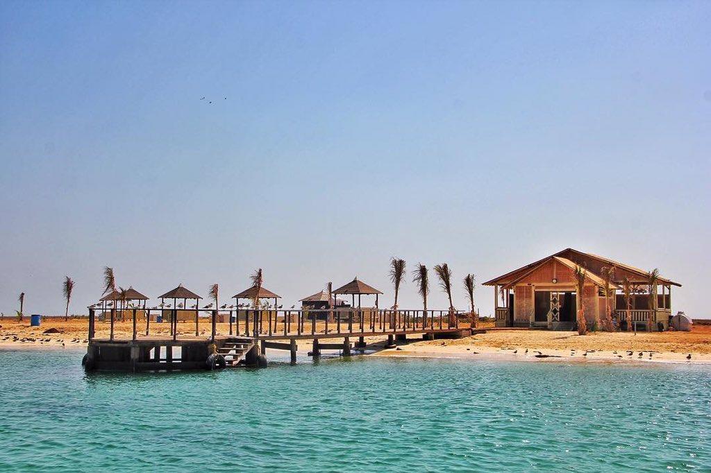 غيمة جنوبية Pa Twitter جزيرة حبار أحبار أول جزيرة سعودية يتم تهيئتها سياحيا تبعد عن مدينة جازان قرابة ١٥ كم وتبلغ مساحتها نحو 1 1 كم2