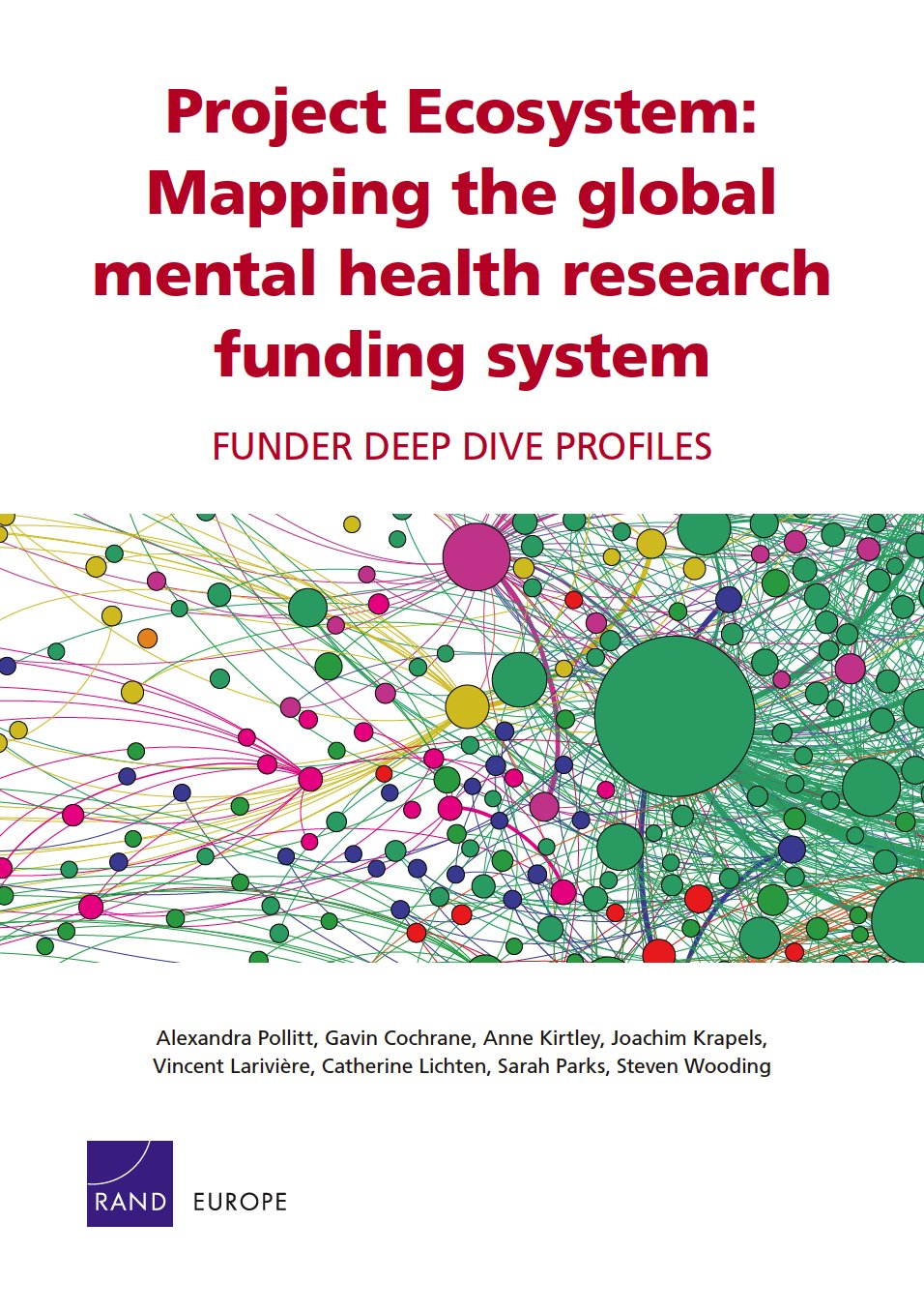 In-depth profiles of 32 global #mentalhealth #research funders reveal practices & plans https://t.co/5yFbDHu3AO 1of2 https://t.co/NCMPSbuaVg
