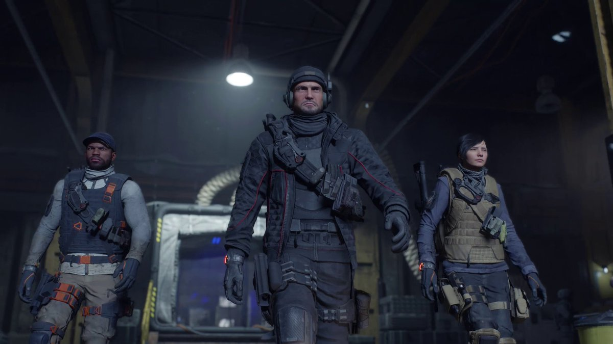 The Division 2 on Twitter: