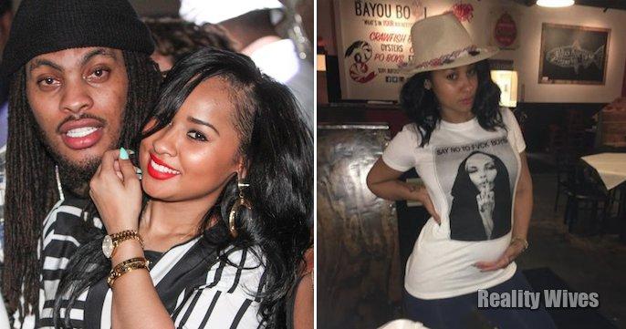 Love & Hip Hop Atlanta | Tammy Rivera Is Pregnant, Back With Waka Flocka https://t.co/KGdMRt9FjR